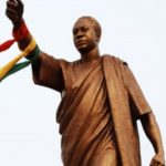 The Statue of Dr Kwame Nkrumah, Accra, Ghana